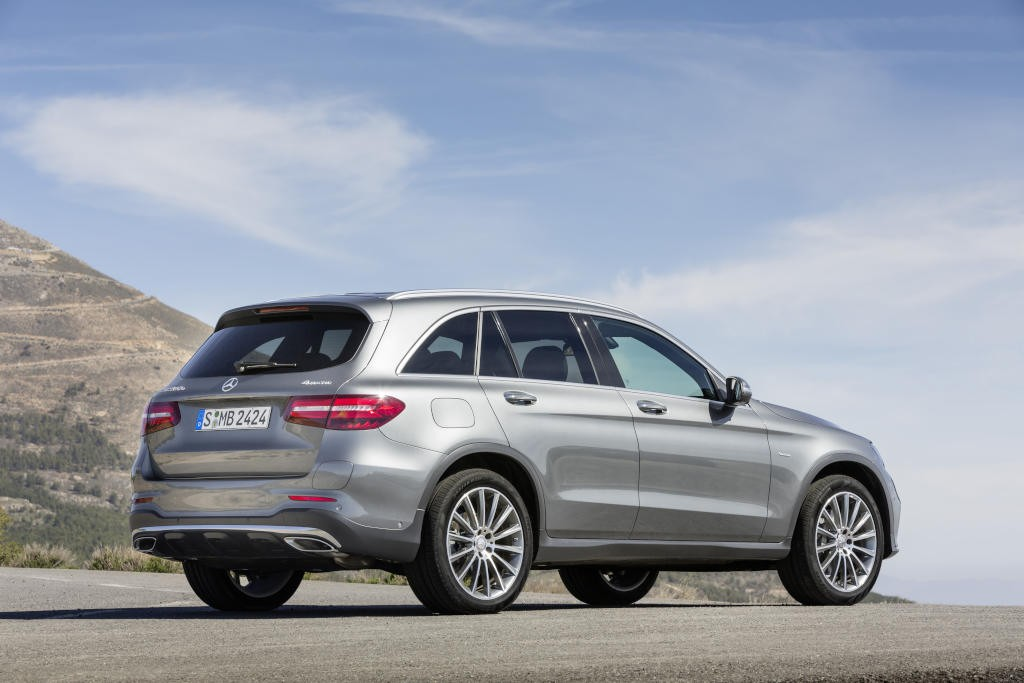 Mercedes Benz GLC (x253)