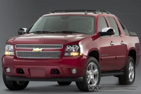Chevrolet Avalanche от 2007