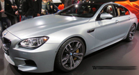 BMW F06 Gran Coupe M6 серия