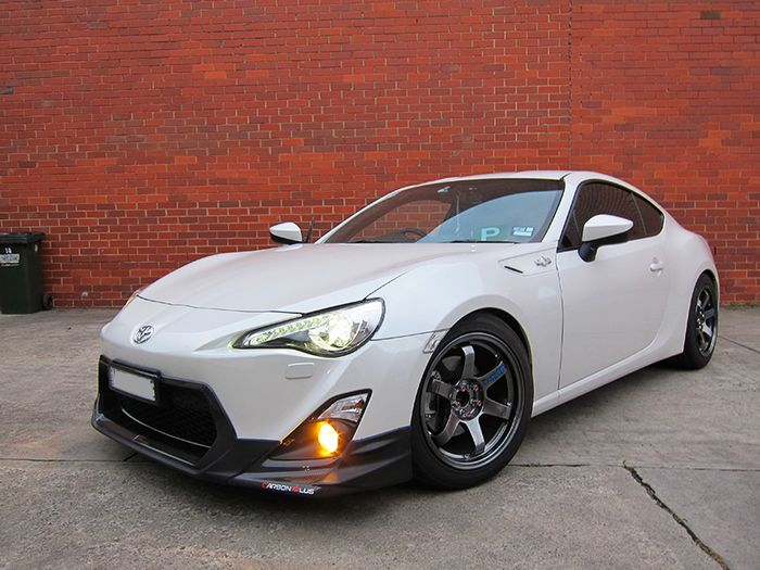 Toyota GT86/FT86